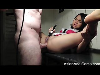 Asian anal orgasm homemade porno HD hot cam