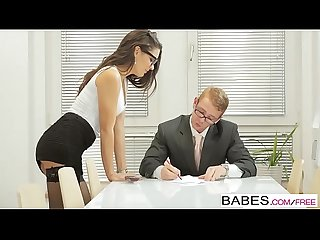 Babes.com - Learning The Ropes - Carolina Abril