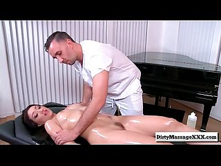 Banging the bride with vicki chase from dirty masseur part02