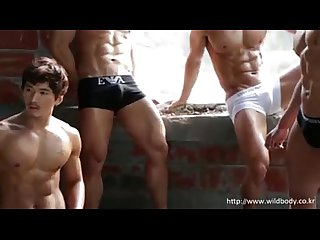 Friitz quah photo shoot Korean hotties