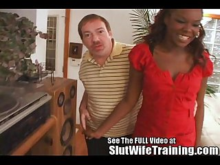 Raquelle's Slut Wife Surprise Video for Hubby From Dirty D & the Boys