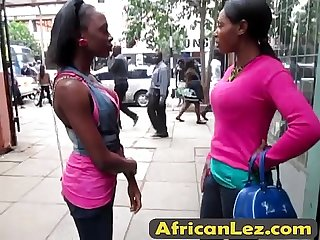 Tight African Pussy Gets Fingered And Fucked By Other Hot Black Leson-alta-final