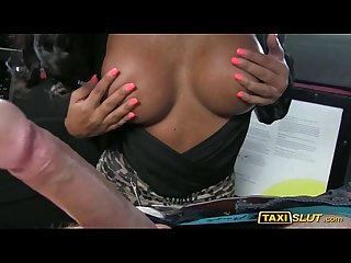 Busty elicia fucked for a free cab fare with this nympho guy