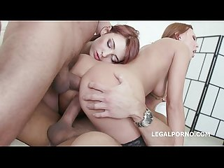 Swinger Adventures with Ornella Morgan and Tera Link ANAL /DP /FACIAL /Swallow Mike..