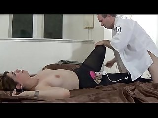 Massage leads to creampie to assjob Hd