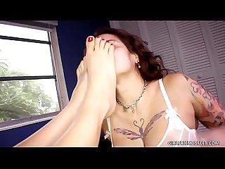 Lesbian Foot Obssesion