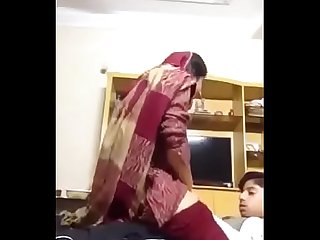 Horny Randi Bhabhi Riding Deaver Dick