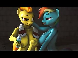 spitfire vs rainbowdash orgy screwingwithsfm