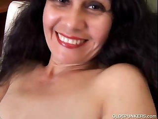 Spicy mature latina amateur