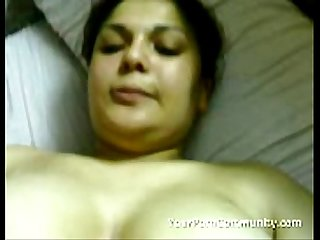 big amateur latina gets banged