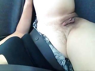 Saindo de carro