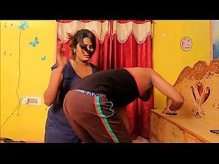 Desi girl swathi naidu romance with husbend brother latest video 2015