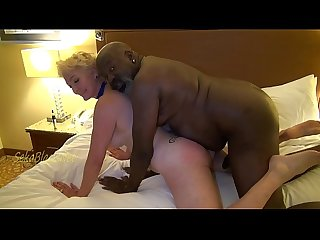 Seka loves interracial domination of her blonde Milf pussy