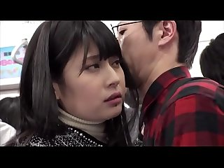 DANDY-642 -How Beautiful Girls Unconsciously Provoke Their Surroundings On Crowded Trains