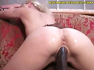 White woman begs black dick