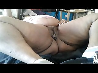 Landlord eats phat hairy pussy dominican west indies then videos her big juicy clit