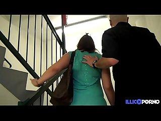 Cyrille 33 ans enceinte et baise E par un inconnu pour lanniversaire de son mari full video
