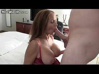 Hotwiferio Fucking A cock and cheating on her husband