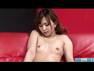 Yuuka kokoro craves for cock in each of her holes more at javhd net