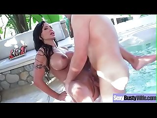 Gorgeous wife Jewels jade with big juggs like sex mov 17