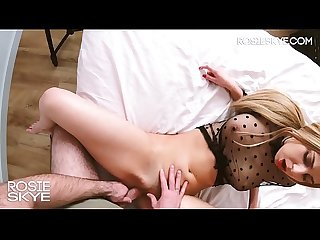 Honey I bought new gopro camera we need to try it - Big ass fucked - Rosie Skye