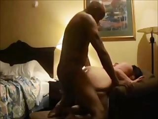 Amateur wife interracial hotel fuck