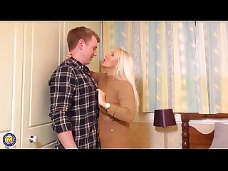 British mom fuck lucky son mypicss com
