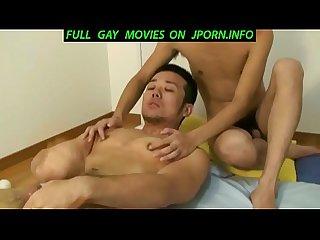 Tsu and deto sucks and fucks in a video