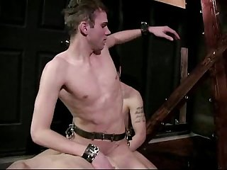 Slave boy three way 2
