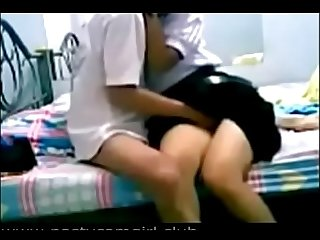 Asian student homemade sex