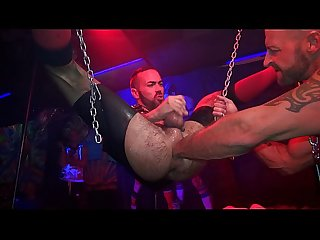Fostter riviera and borck hatcher hustlaball berlin 2014