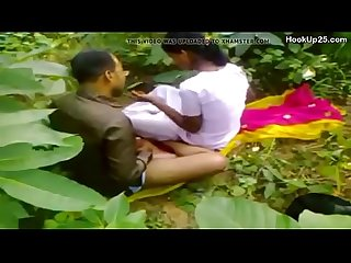 Indian fuck in the forest