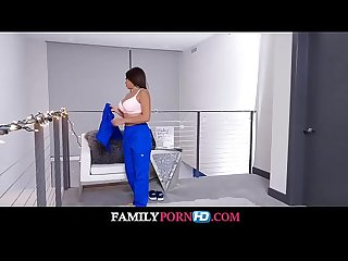 Hot nurse titfucks stepdad full hd video on familypornhd com