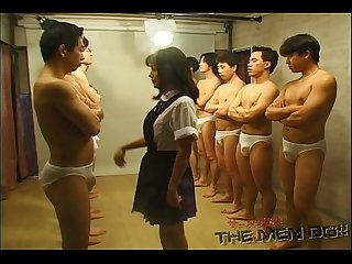Bukkake highschool lesson 7 2 sol 4 japanese uncensored Blowjob