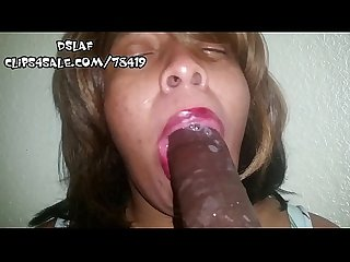 Ebony milf devours bbc and eats bbc dslaf