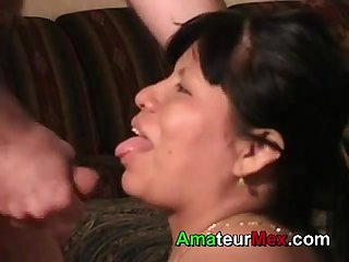 Rosa gets a nice facial in mexico Df by amateurmex com