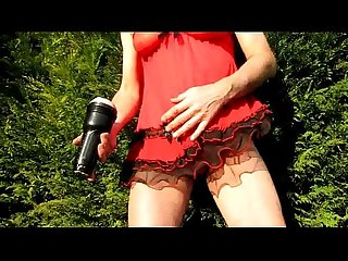 Mvi 0004 fleshlight en foret