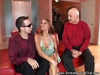 Swinger milf fuck like a pornstar