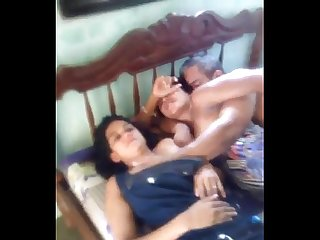 Desi College Call Girl Threesome fucking