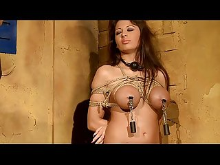 Big boobs girl domineated and fucked well