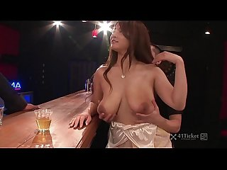 41ticket airi ai S tig ol bitties bounce in a bar uncensored jav