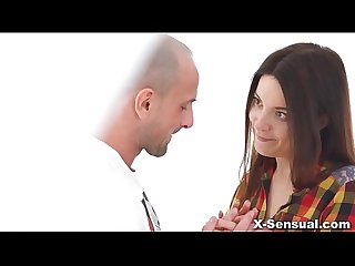 X sensual absorbing sexy mood Roxy dee