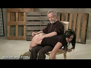 Wasteland bondage sex movie hot salsa pt 1