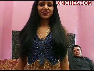 Sexy indian slut fuck for money