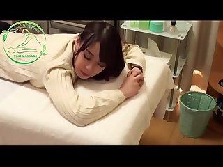 Relaxing muscle to relieving stress cute sexy Girl Massage