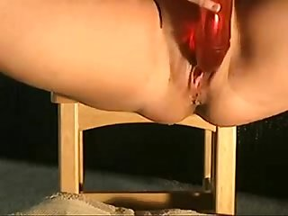 Amateur Dildo Squirt - Masturbating and Squirting-Get more girls like this on..