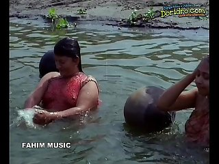 Bangla telefilm hot wet boobs scene