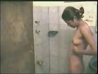Desi couple bathing and having sex