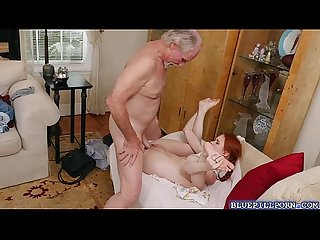 Little redhead doll dolly little fucked by elder men