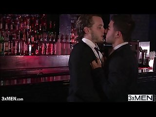 Muscular dudes colton grey and vadim black enjoys pounding each others ass